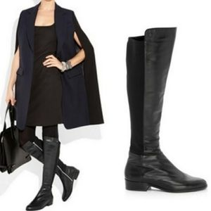 Michael Kors Stretch Knee High Riding Boots